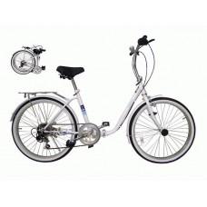 จักรยานแม่บ้านพับได้ ราคาถูก