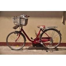 จักรยานแม่บ้าน ตะกร้าเด็ก