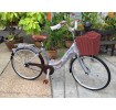จักรยานแม่บ้านวินเทจสไตล์ญี่ปุ่น เมโดว์ Vintage Retro 26นิ้ว