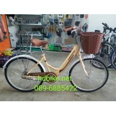 จักรยานแม่บ้าน COYOTE รุ่น EMME ล้อ24นิ้ว