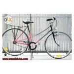 จักรยานโครโมลี่ Diokur ทรงผ่าหวาย   5เกียร์